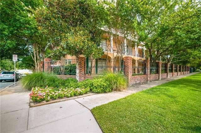 6318 Richmond Avenue #4103, Dallas, TX 75214 (MLS #14156937) :: Kimberly Davis & Associates