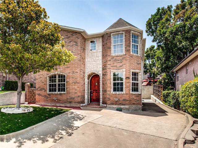5503 Ranger Drive, Rockwall, TX 75032 (MLS #14156954) :: All Cities Realty