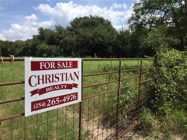 TBD County Rd 2435, Iredell, TX 76649 (MLS #14156959) :: The Heyl Group at Keller Williams