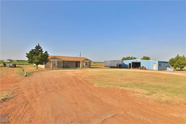 1669 Us Highway 180 W, Anson, TX 79501 (MLS #14156980) :: Frankie Arthur Real Estate