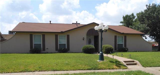 1434 Warwick Street, Garland, TX 75044 (MLS #14157006) :: Vibrant Real Estate