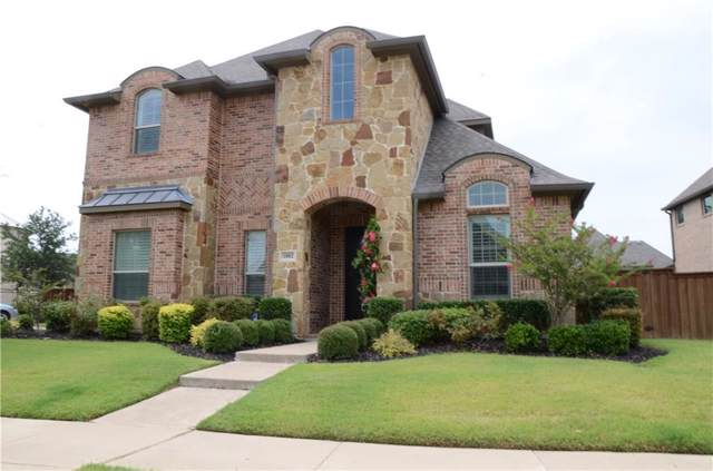 1882 Bridle Boulevard, Frisco, TX 75036 (MLS #14157035) :: Kimberly Davis & Associates