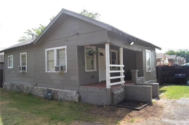 5205 Calloway Street, Sansom Park, TX 76114 (MLS #14157046) :: The Kimberly Davis Group