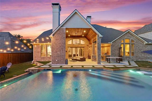 701 Horseshoe Court, Prosper, TX 75078 (MLS #14157051) :: The Kimberly Davis Group