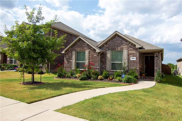 5808 Bindweed Street, Fort Worth, TX 76123 (MLS #14157079) :: The Real Estate Station