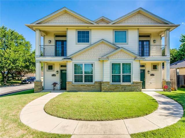 4736-38 Calmont Avenue, Fort Worth, TX 76107 (MLS #14157081) :: Robbins Real Estate Group