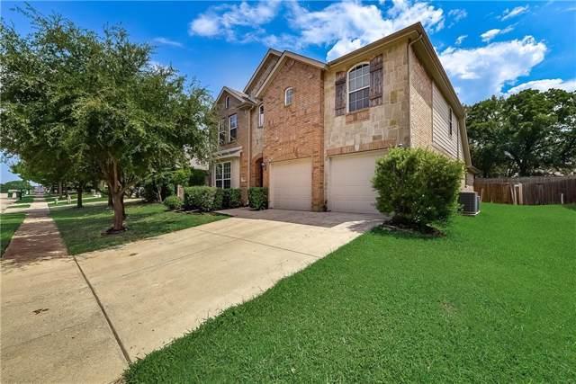 504 Maverick Drive, Lake Dallas, TX 75065 (MLS #14157084) :: All Cities Realty