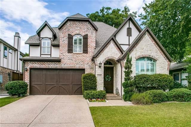 6345 Belmont Avenue, Dallas, TX 75214 (MLS #14157118) :: Robbins Real Estate Group
