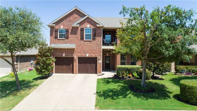 5104 Summit View Drive, Mckinney, TX 75071 (MLS #14157129) :: The Heyl Group at Keller Williams