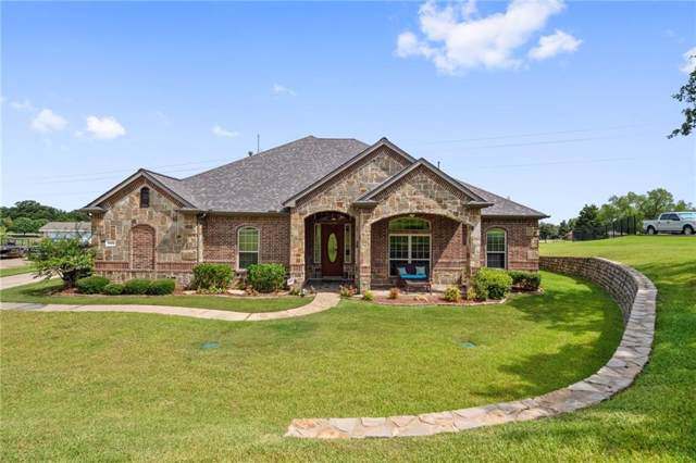 7401 Nocona Drive, Mansfield, TX 76063 (MLS #14157131) :: All Cities Realty