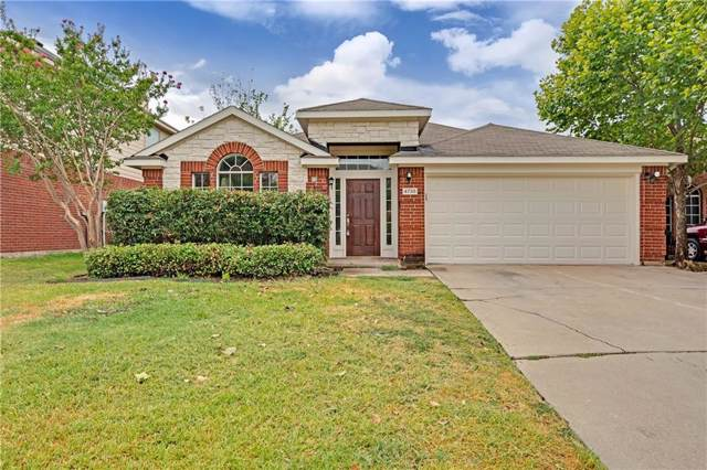 4735 Madison Drive, Grand Prairie, TX 75052 (MLS #14157196) :: Kimberly Davis & Associates