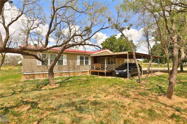 144 Elmdale Road S, Abilene, TX 79602 (MLS #14157198) :: The Chad Smith Team