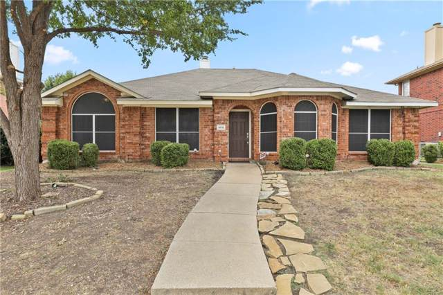 1419 Woodmont Drive, Allen, TX 75002 (MLS #14157214) :: Frankie Arthur Real Estate