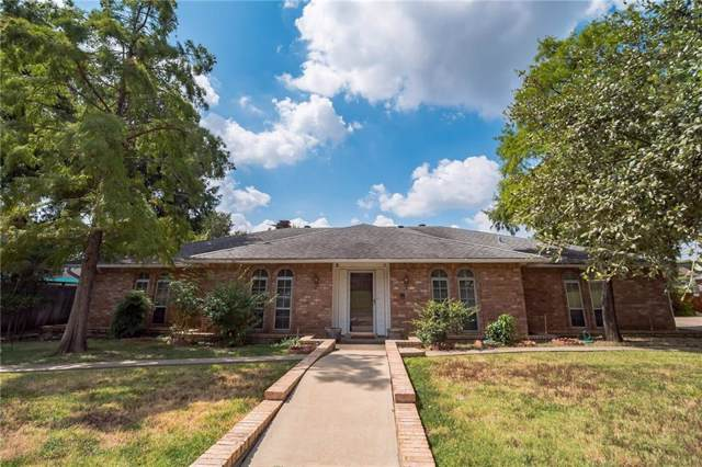3412 Country Club Road, Pantego, TX 76013 (MLS #14157228) :: Vibrant Real Estate