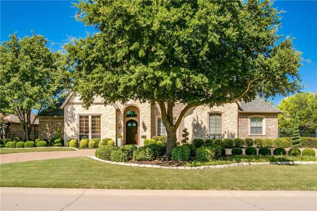 1608 Byron Nelson Parkway, Southlake, TX 76092 (MLS #14157242) :: The Hornburg Real Estate Group