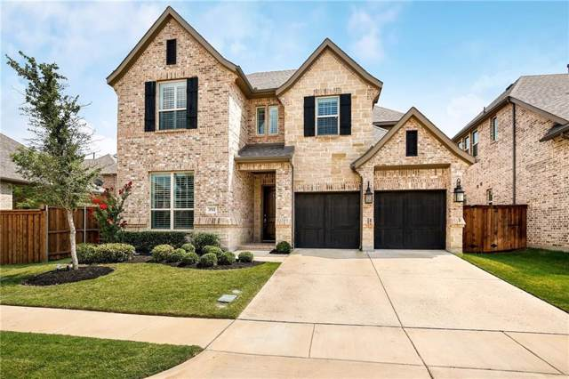 3713 Rothschild Boulevard, Colleyville, TX 76034 (MLS #14157245) :: The Tierny Jordan Network