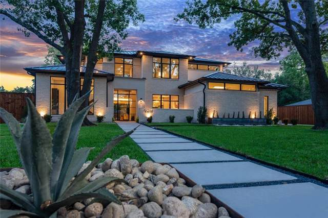 6014 Meadow Crest Drive, Dallas, TX 75230 (MLS #14157266) :: The Rhodes Team