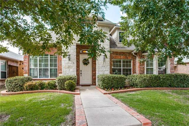 638 Bonham Drive, Lavon, TX 75166 (MLS #14157298) :: Tenesha Lusk Realty Group