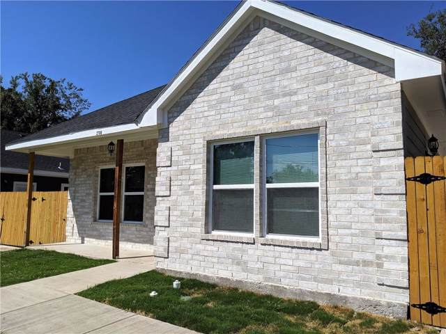 2700 Dillard Street, Fort Worth, TX 76105 (MLS #14157307) :: Kimberly Davis & Associates
