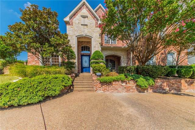 7308 Balmoral Drive, Colleyville, TX 76034 (MLS #14157314) :: All Cities Realty