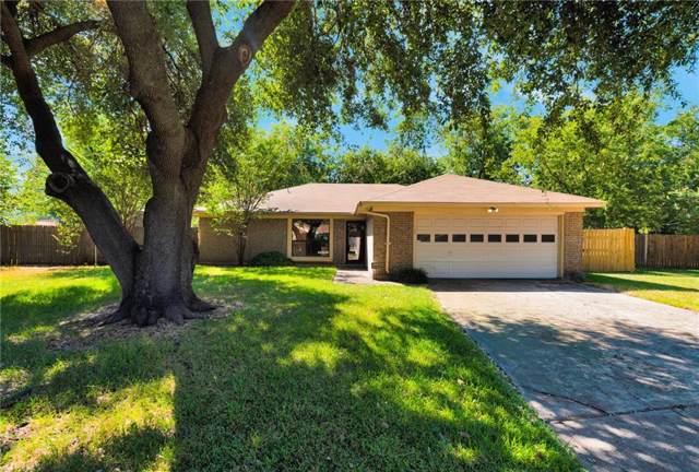 1104 Elderberry Court, Benbrook, TX 76126 (MLS #14157345) :: Team Hodnett