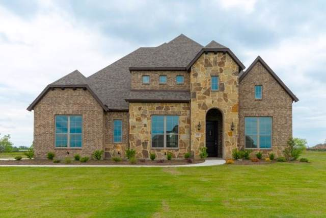 218 Granite Falls Drive, Sunnyvale, TX 75182 (MLS #14157350) :: The Paula Jones Team | RE/MAX of Abilene