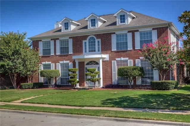 8109 Luna Drive, Rowlett, TX 75088 (MLS #14157401) :: Vibrant Real Estate