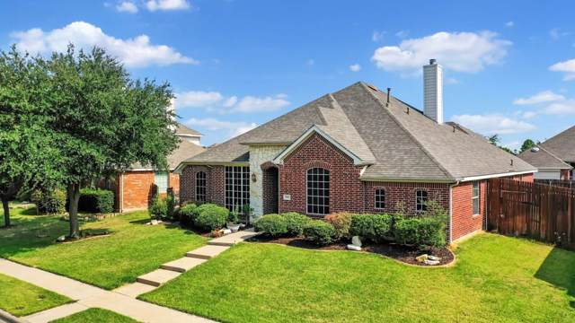 8201 Hartford Drive, Rowlett, TX 75089 (MLS #14157463) :: The Chad Smith Team