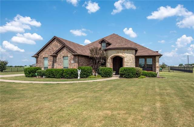 4726 Henson Drive, Caddo Mills, TX 75135 (MLS #14157468) :: The Real Estate Station