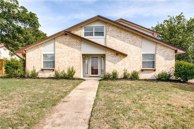 7636 Lake Highlands Drive, Fort Worth, TX 76179 (MLS #14157506) :: Real Estate By Design