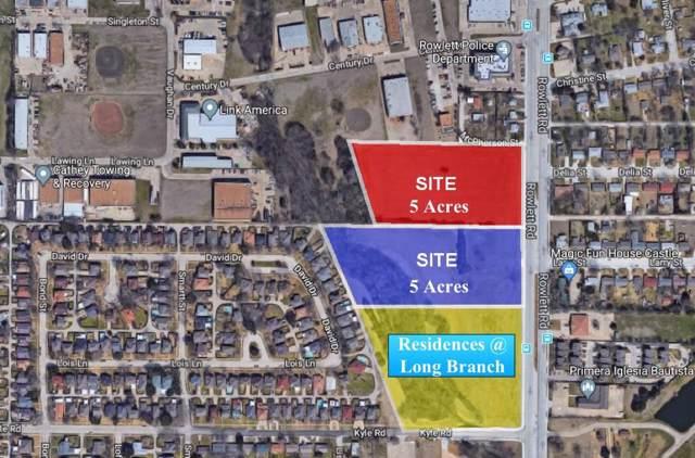 4217 Rowlett Road, Rowlett, TX 75088 (MLS #14157544) :: Frankie Arthur Real Estate