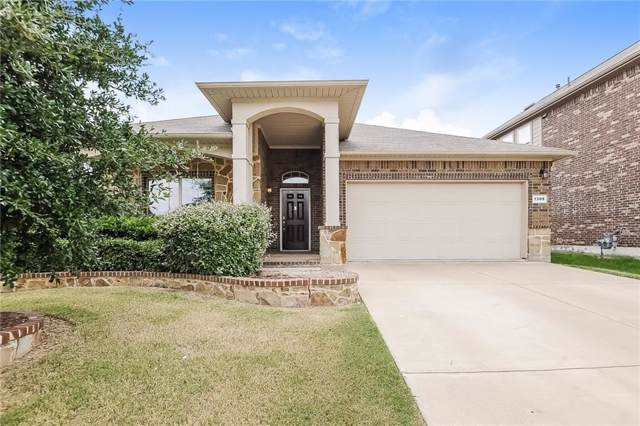 1309 Zanna Grace Way, Fort Worth, TX 76052 (MLS #14157585) :: The Tierny Jordan Network