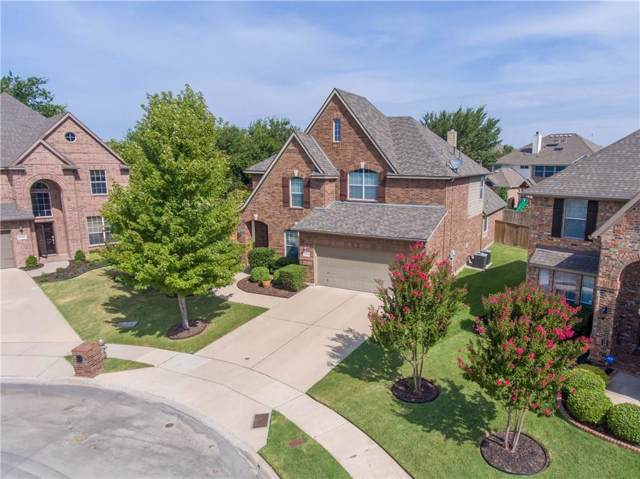 10049 Cade Trail, Fort Worth, TX 76244 (MLS #14157607) :: Frankie Arthur Real Estate