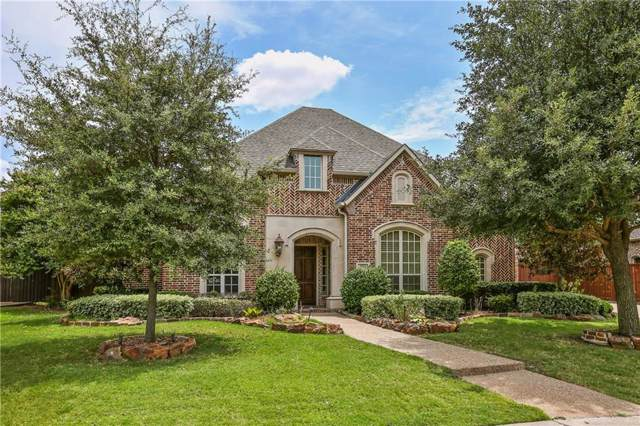 1555 Yuma Drive, Frisco, TX 75033 (MLS #14157616) :: Vibrant Real Estate
