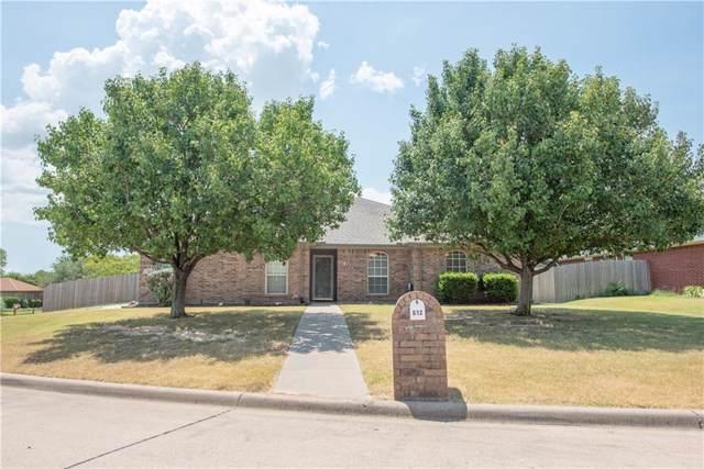 612 Rolling Hills Drive, Aledo, TX 76008 (MLS #14157669) :: Team Hodnett