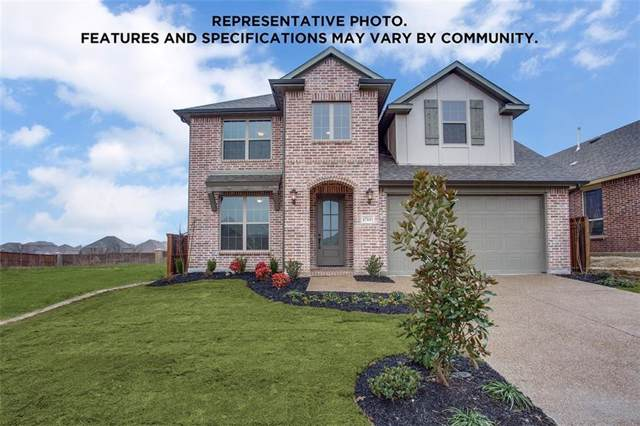 1810 Temperance Way, St. Paul, TX 75098 (MLS #14157681) :: Performance Team