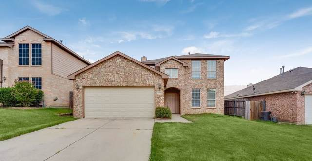 4808 Barnhill Lane, Fort Worth, TX 76135 (MLS #14157687) :: Hargrove Realty Group