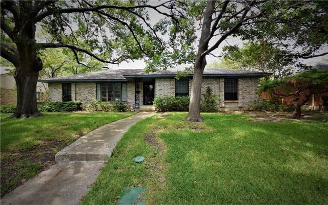 10195 Vistadale Drive, Dallas, TX 75238 (MLS #14157707) :: The Real Estate Station