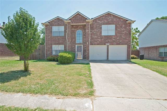 628 Aqua Drive, Little Elm, TX 75068 (MLS #14157722) :: Tenesha Lusk Realty Group