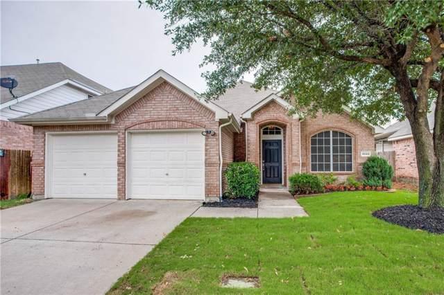 8044 Gila Bend Lane, Fort Worth, TX 76137 (MLS #14157723) :: Frankie Arthur Real Estate