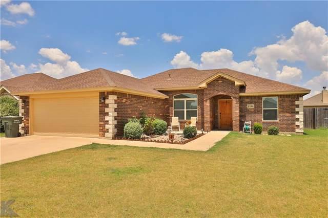 1334 Briar Cliff Path, Abilene, TX 79602 (MLS #14157734) :: The Chad Smith Team
