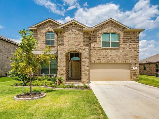 1730 Cross Creek Lane, Cleburne, TX 76033 (MLS #14157742) :: Potts Realty Group