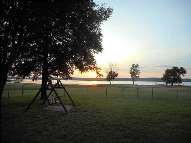 1181 Willow Road, Possum Kingdom Lake, TX 76449 (MLS #14157745) :: The Heyl Group at Keller Williams