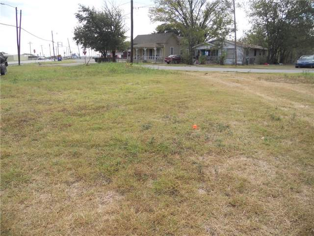 1709 Mlk Boulevard, Corsicana, TX 75110 (MLS #14157746) :: The Hornburg Real Estate Group