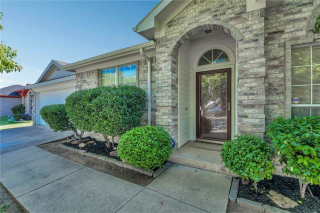 8108 Berkshire Drive, Fort Worth, TX 76137 (MLS #14157763) :: The Heyl Group at Keller Williams
