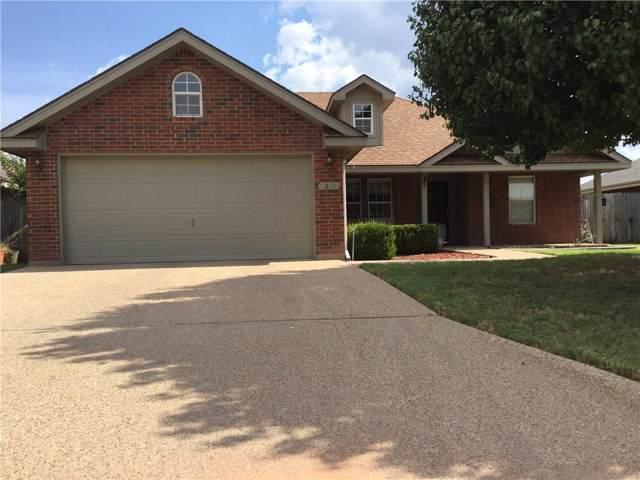 1241 Princeton Street, Abilene, TX 79602 (MLS #14157764) :: The Chad Smith Team