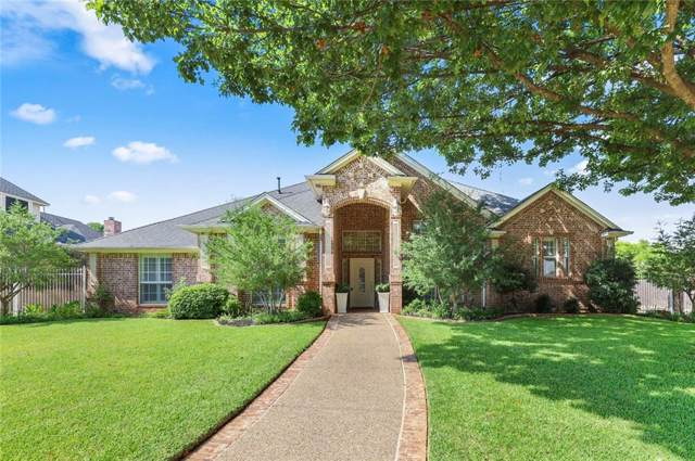 126 Mill Xing E, Colleyville, TX 76034 (MLS #14157768) :: RE/MAX Town & Country