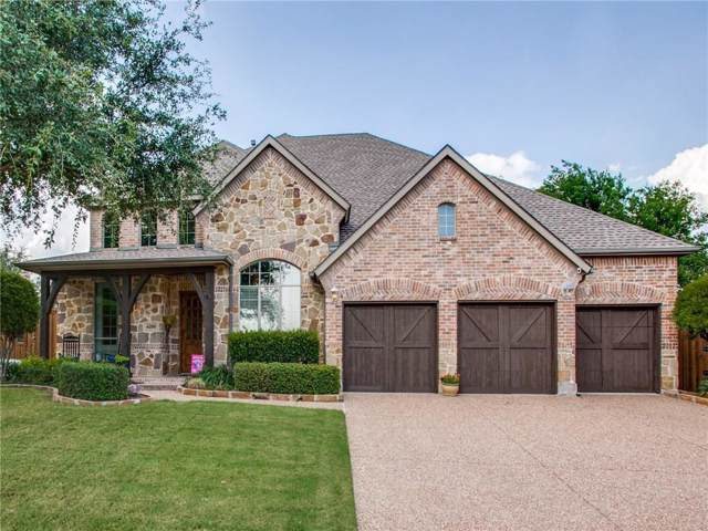 6200 Higier Court, Mckinney, TX 75071 (MLS #14157776) :: The Good Home Team