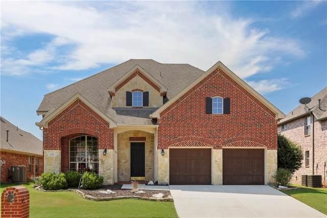 4501 Delaina Drive, Flower Mound, TX 75022 (MLS #14157826) :: The Real Estate Station