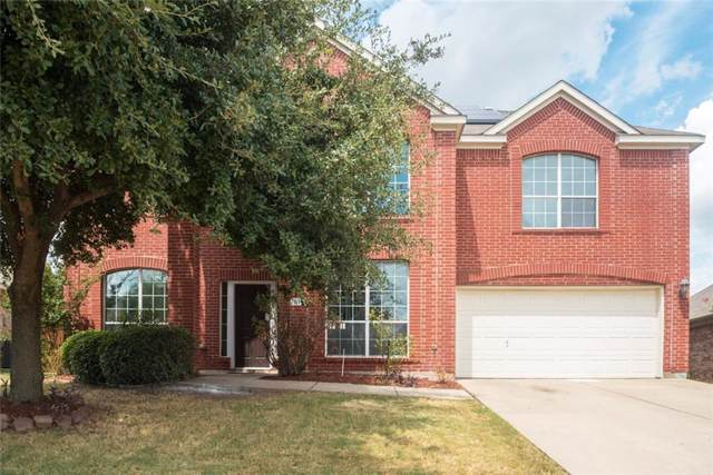 811 Hickory Street, Burleson, TX 76028 (MLS #14157846) :: The Mitchell Group